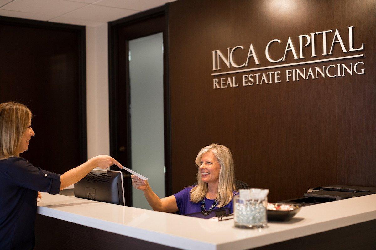 INCA Receptionist