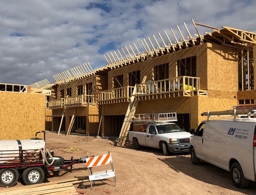 INCA Capital Construction Project in Phoenix